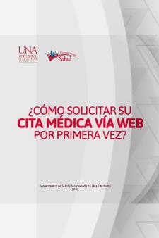 ¿Cómo solicitar su cita médica vía web por primera vez