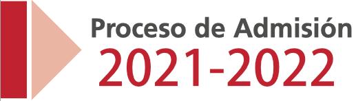 Proceso Admisión UNA 2021-2022