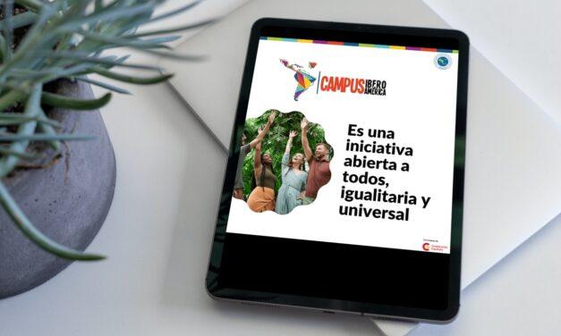 """CSUCA impulsa """"Campus Iberoamérica"""""""